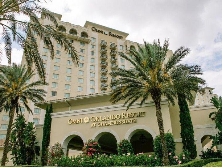 Tmx Hotel Exterior 51 102637 1564937157 Davenport, FL wedding venue