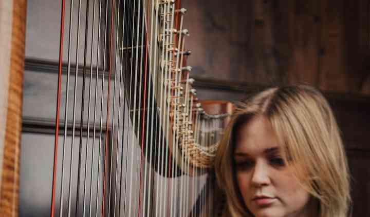 Lacy Reynolds, Harpist
