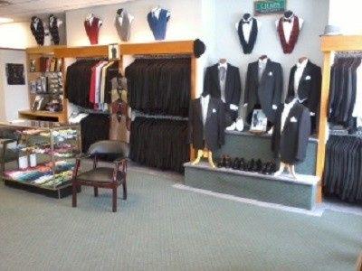 Tuxedo sets