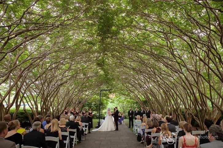 dallas arboretum venue dallas tx weddingwire