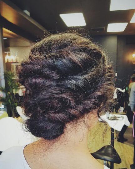 Detailed hair