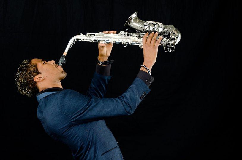 J. Boykin's Saxophonist
