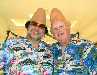 MadHat ConeHeads