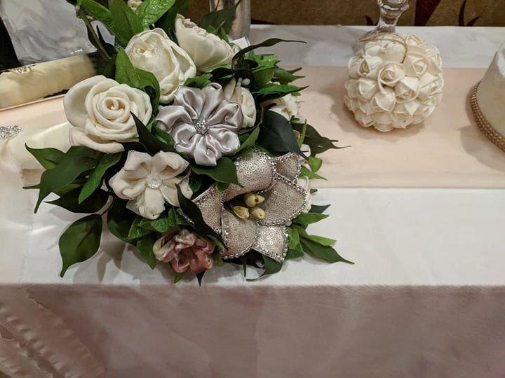 Blingy sola wood bouquet