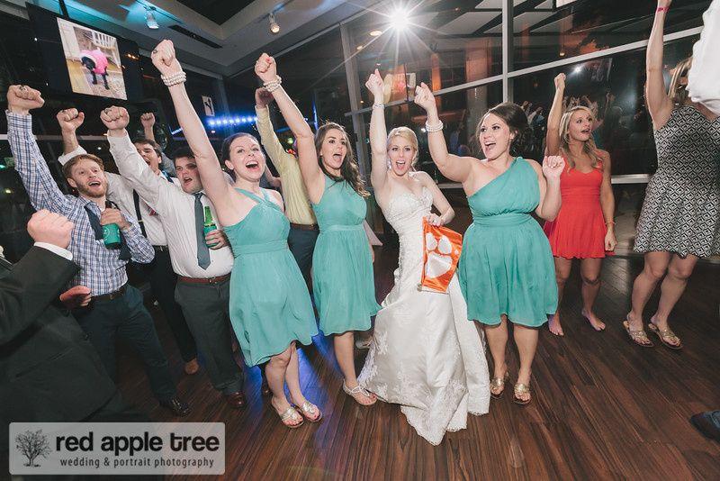Happy bride, happy life!