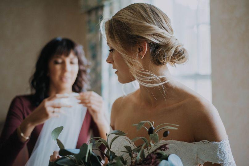 Danielle Towle Photography - Bridal bouquet