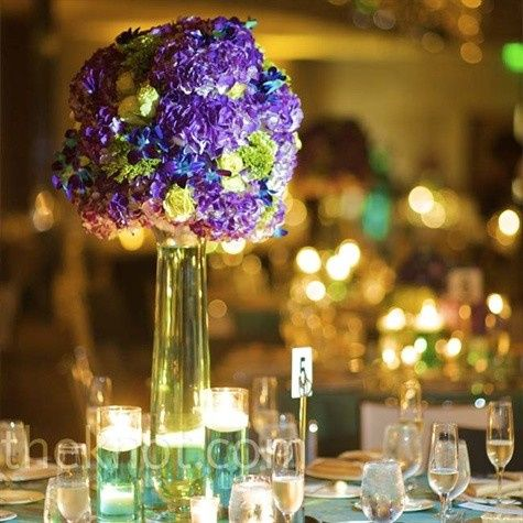 Tmx 1425918453217 Pcs Events Miami Catering Purple Hydrangea Mini Li Miami wedding catering