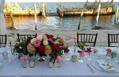 Tmx 1460129863989 Head Table Vizcaya Miami wedding catering