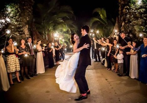 Tmx 1493333936628 Sparkler Send Off Deering Miami wedding catering