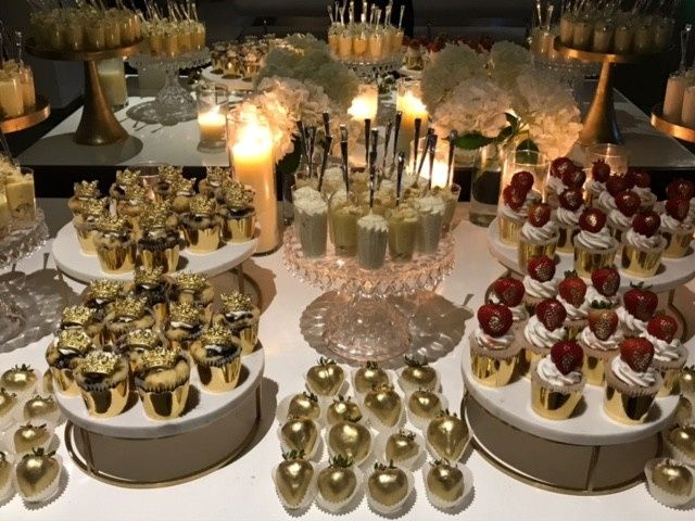 Tmx 1504052970165 Deluxe Mini Dessert Station Miami wedding catering