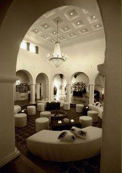 Lounge Furniture in Solarium at Casa Romanticca