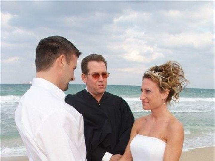 Tmx 1363899239680 MitchBeachWeddingColor2 Deerfield Beach wedding officiant