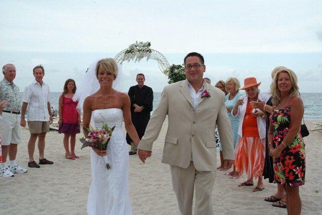 Tmx 1363899273101 BeachRecessional Deerfield Beach wedding officiant