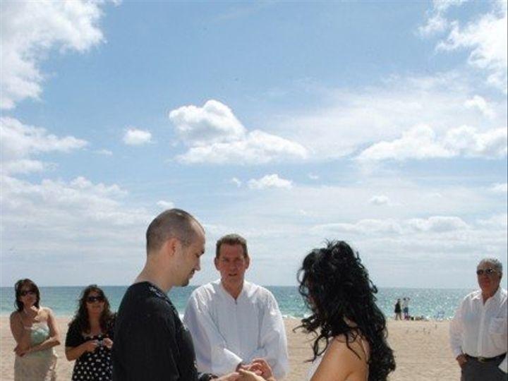 Tmx 1363899291728 MitchBeachWeddingColor4 Deerfield Beach wedding officiant