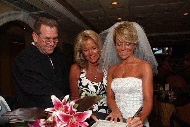 Tmx 1363899301560 SigningWeddingCertificate Deerfield Beach wedding officiant