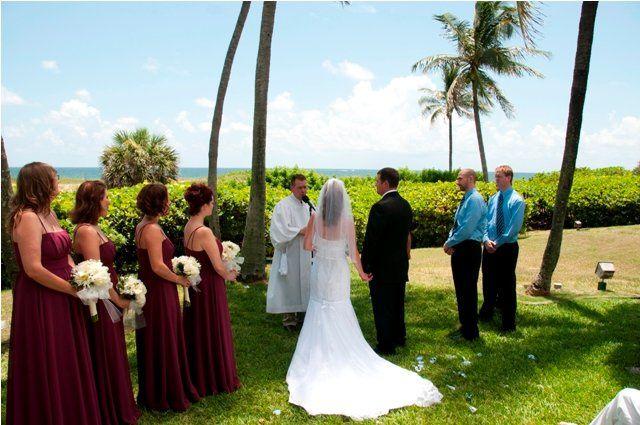 Tmx 1363899340205 MitchGardenwedding Deerfield Beach wedding officiant