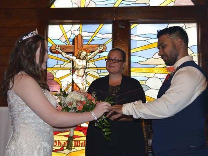 Tmx 1530076792 3bd98229e59cc408 1530076792 0ea35cd97f269259 1530076790540 2 FB IMG 15295549638 Long Beach, MS wedding officiant