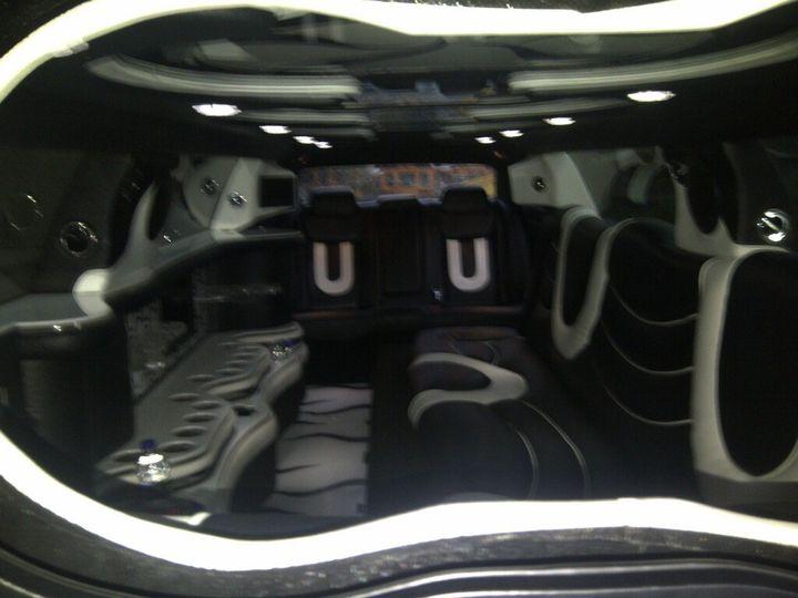 Spacious limo