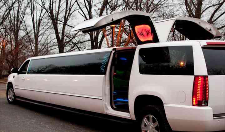 Blue Streak Limo Transportation Totowa Nj Weddingwire