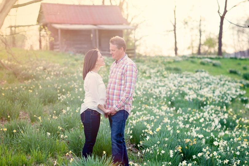 Huntington, West Virginia, outdoor Engagement photography