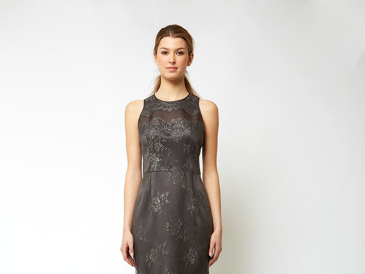 Tmx 1466715281444 140202kffall14ecommgreylaceillusiondress0002final Greenwich wedding dress