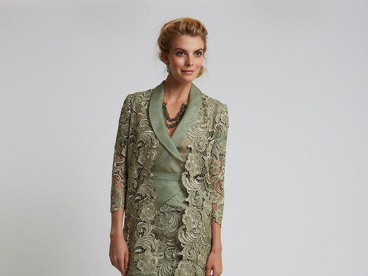 Tmx 1466715593080 Lucia Jacket Greenwich wedding dress