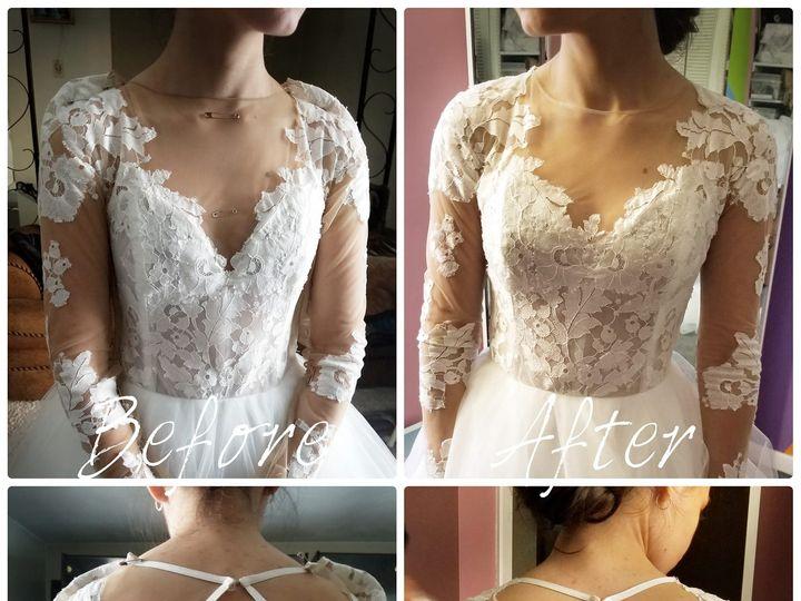 Tmx Befrafter 51 1041737 Ransomville, NY wedding dress