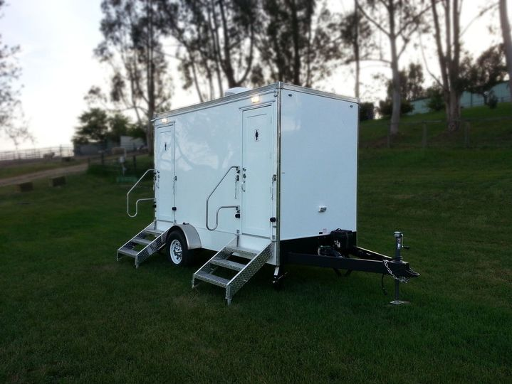 Fancy Flush, Portable Restroom Rentals
