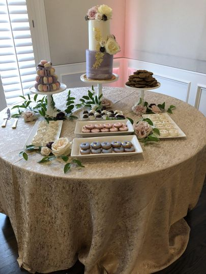 Small Bridal shower