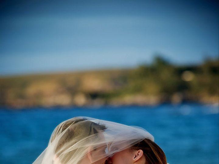 Tmx 1438803384747 Beach.bridal.couple.kissnewrckpalu0021012248 Lahaina, HI wedding venue