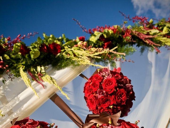 Tmx 1438803410088 Close Up Red Rose Cymbidium  Berry Pomanders Lahaina, HI wedding venue