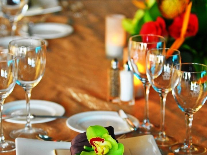 Tmx 1438803508443 White Base Plate Lahaina, HI wedding venue