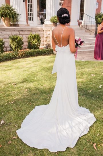One of our beautiful brides!