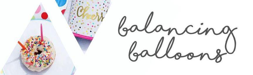 Balancing Balloons