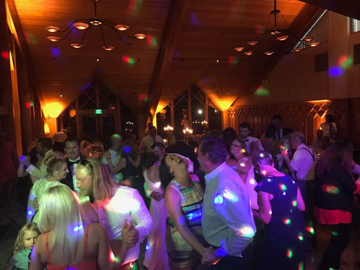 Edgewood Tahoe party
