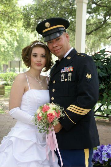 Gazebo Weddings of Savannah, military discount
