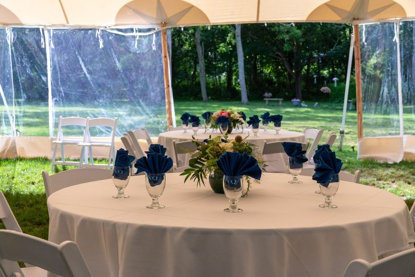 Table details - Sagamore Inn Restaurant