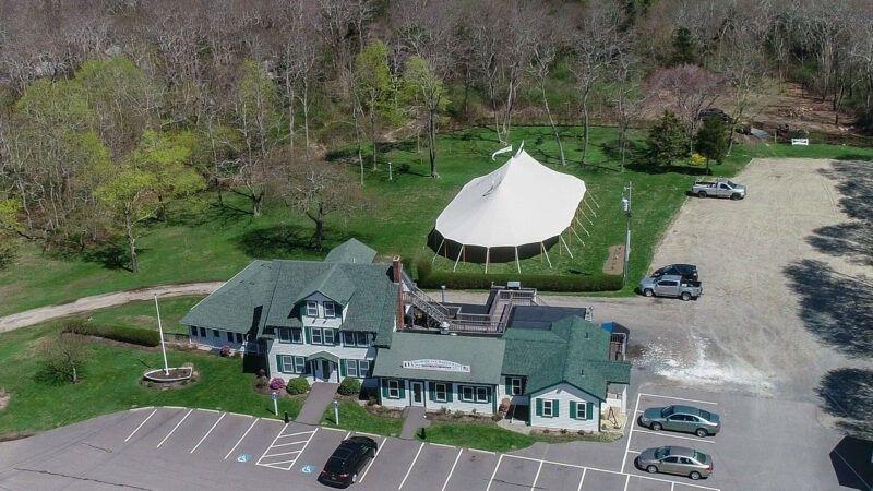 View of the restaurant - Sagamore Inn Restaurant