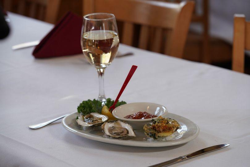Tasty appetizers - Sagamore Inn Restaurant