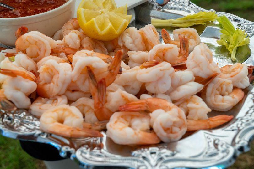 Shrimp - Sagamore Inn Restaurant