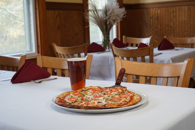 Pizza - Sagamore Inn Restaurant