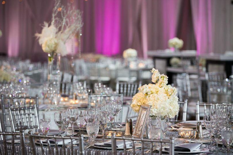 An elegant silver theme