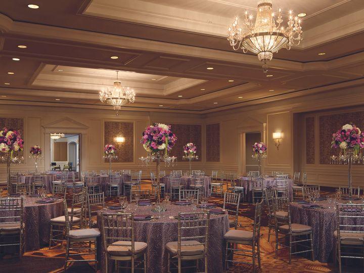 Tmx 1423598262866 Ballroom Wedding Setup McLean, VA wedding venue