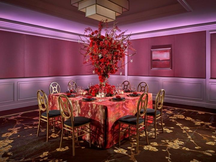 Tmx Attache Dinner Set Up Cvent 51 174737 1558365540 McLean, VA wedding venue