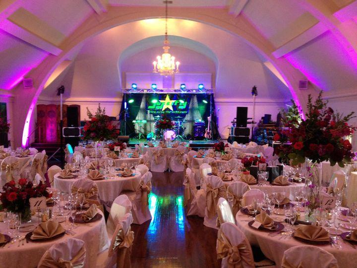 SuperFly wedding venue sample