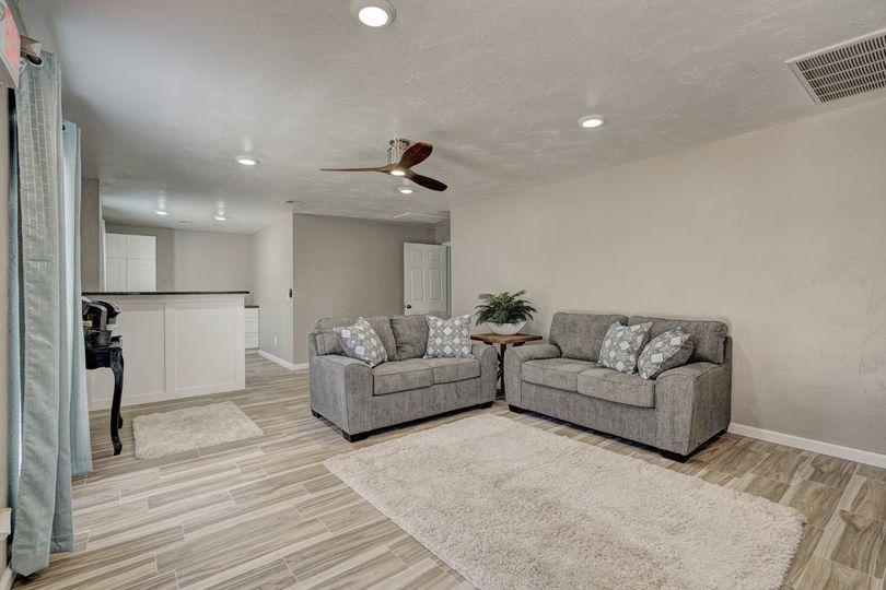Relaxing lounge furniture
