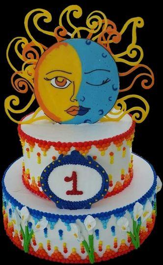 Sun Moon Cake