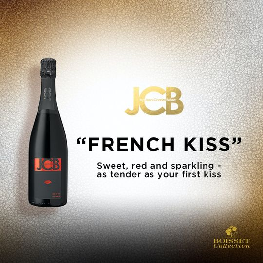 JCB French Kiss Bubbles
