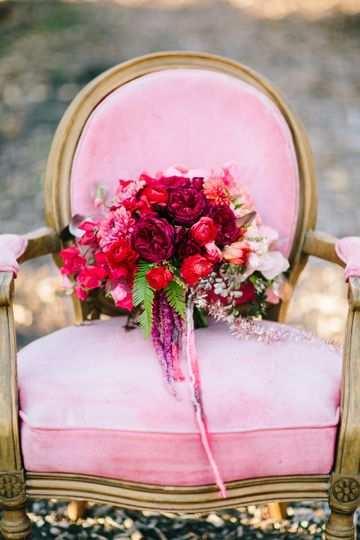 Pink Ombre Bouquet