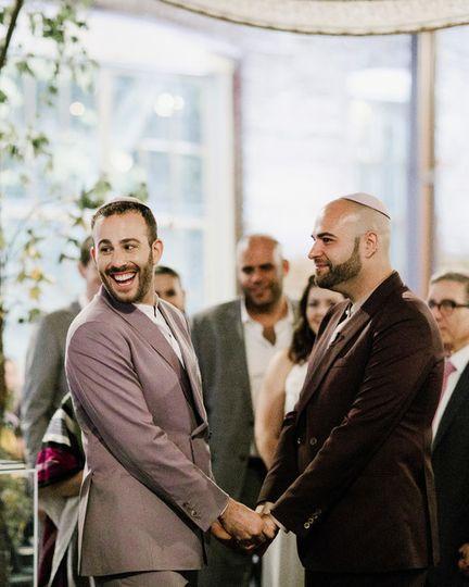 Atlanta Same Sex wedding